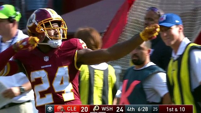 Mike Pereira Josh Norman Penalized For Shooting A Bow And Arrow