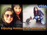 Enjoying Holiday Trip in Melbourne || Sanjjanaa & Nikki Galrani