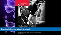 FAVORIT BOOK Routledge Handbook of Media Law READ NOW PDF ONLINE
