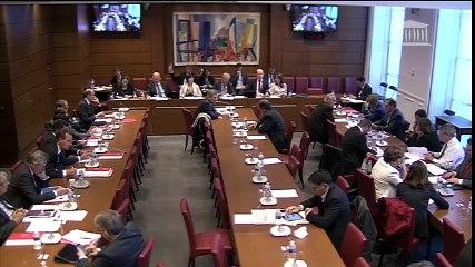 Mon intervention lors de l'audition de Pierre Moscovici, commissaire européen