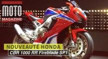 Intermot 2016 : Honda CBR 1000 RR Fireblade SP1