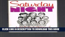 [New] Saturday Night a Backstage History of Saturday Night Live Exclusive Full Ebook
