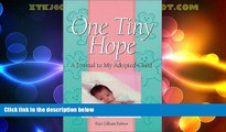 Big Deals  One Tiny Hope : A Journal To My Adopted Child  Best Seller Books Most Wanted