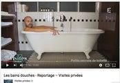VISITES PRIVÉES - FRANCE 2 - Les bains douches - Reportage – Visites privées