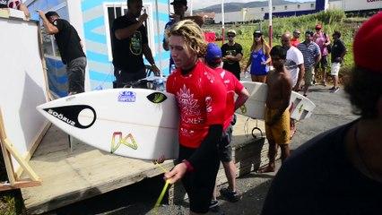 TEAM FRANCE, CHAMPION DU MONDE SURF JUNIOR 2016