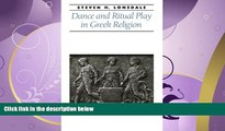 PDF Download] Dance and Ritual Play in Greek Religion