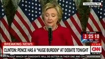 Hillary Clinton Doesn't Recall Joking About Droning Julian Assange