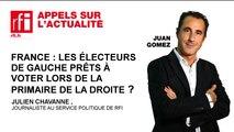 France : les électeurs de gauche prêts à voter lors de la primaire de droite ?