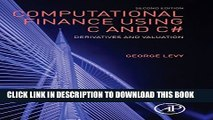 [PDF] Computational Finance Using C and C#: Derivatives and Valuation Full Online