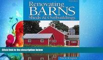 Online eBook Renovating Barns, Sheds   Outbuildings
