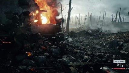 12 Minutes of Single Player Gameplay  de Battlefield 1