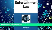 different   Entertainment Law in a Nutshell (Nutshell Series) (In a Nutshell (West Publishing))