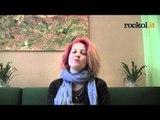 "Sanremo 2012 - Noemi racconta a Rockol ""Sono solo parole"""