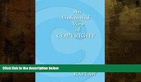 read here  An Unhurried View of Copyright