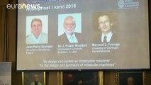 Στις «μοριακές μηχανές» το Νόμπελ Χημείας 2016