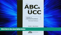 FULL ONLINE  The ABCs of the UCC Article 1: General Provisions