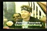 DPUSA Donnie Wahlberg, Jordan Knight, North Side Boys