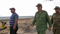 Cuba/Matthew: 4 localités côtières coupées du reste de l'île