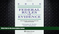 FAVORITE BOOK  Federal Rules of Evidence: With Advisory Committee Notes and Legislative History,