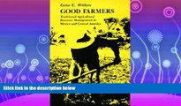 Online eBook Good Farmers: Traditional Agricultural Resource Management in Mexico and Central