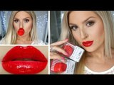 Does This Really Work ? ♡ Full Lips with No Injections!