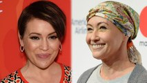 EXCLUSIVE: Alyssa Milano Opens Up About Supporting Shannen Doherty Through Cancer Battle