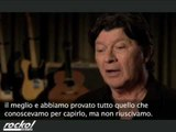 """Robbie Robertson presenta """"How to become clairvoyant"""""""