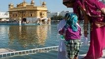 Tempio d'Oro - Amritsar, Punjab,India.