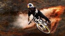 Raw Freeride Mountain Biking Shredding | Red Bull Rampage 2016