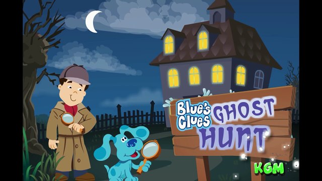 Blues Clues Games - Blues Clues Ghost Hunt - Full English Episode