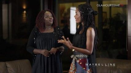 Le Look Night Out by Masha et Aïda Ndiaye, makeup artist Maybelline New York Afrique (Gtv)