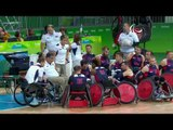 Wheelchair Rugby | Sweden vs United States of America | Preliminary | Rio 2016 Paralympic Games