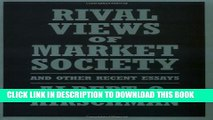 [PDF] Rival Views of Market Society and Other Recent Essays Popular Online