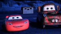 Pixar Cars MacQueen and Mater lost video