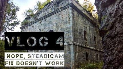 VLOG 4 - Nope, steadicam fix doesn't work