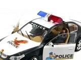 BMW M5 Police Stretch Voiture Télécommandée de Police Jouet
