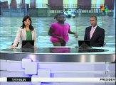Haití: elecciones son suspendidas tras emergencia por paso de Matthew
