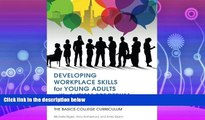 FULL ONLINE  Developing Workplace Skills for Young Adults with Autism Spectrum Disorder: The