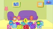 La Fête de Peppa Jeu complet Jeu Démos App pour les enfants Meilleur iPad app démo
