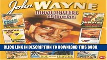 [PDF] John Wayne Movie Posters at Auction (Illustrated History of Movies Through Posters) Popular