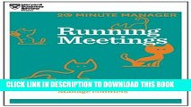 [PDF] Running Meetings (HBR 20-Minute Manager Series) Popular Colection