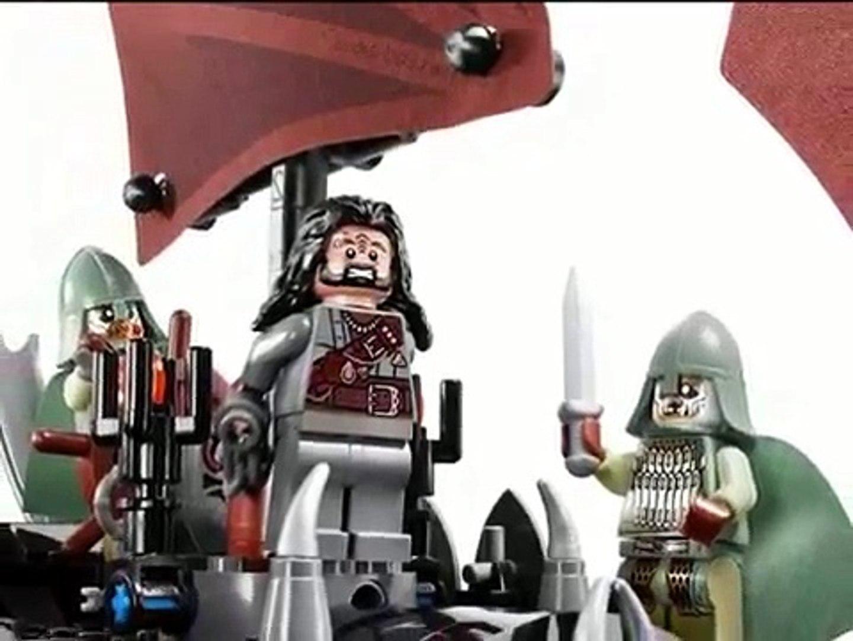 Anneaux Des Lego Enfants Bateau Lembuscade Pour Du PirateJouets Le Seigneur l1T3JcFK