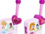 Jouets Disney Princess Walkie Talkies