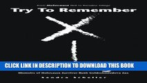 [PDF] Try to Remember-Never Forget Full Online[PDF] Try to Remember-Never Forget Full