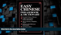 Must Have PDF  Easy Chinese Phrasebook   Dictionary  Best Seller Books Best Seller