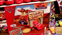 Cars Race-Off Ridge Track Set Racing Rip Clutchgoneski Radiator Springs Classic Cars Neon Racers