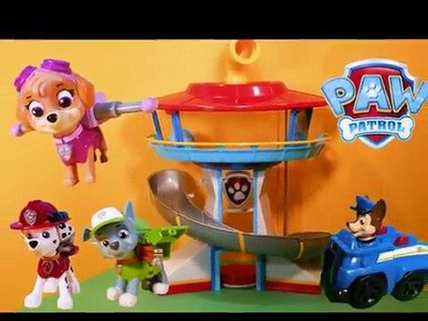 Jouets La Pat Patrouille - Paw Patrol, Figurines Paw Patrol, Paw Patrol Jouets Pour Les Enfants