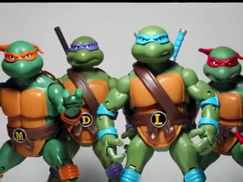 Teenage Mutant Ninja Turtles Ninja At3 vehículo con Leonardo Figura Niños Juguete