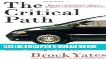 [PDF] The Critical Path: Inventing an Automobile and Reinventing a Corporation Popular Colection