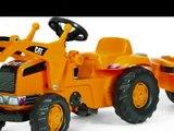 Tractores a pedales juguetes para niños